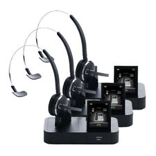 Jabra PRO9470 Mono Wireless Headset for Wideband VoIP Phones  (3 Pack)