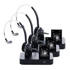 Jabra PRO9470 Mono Wireless Headset for Wideband VoIP Phones  (3 Pack)