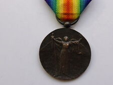 MEDALS - WW1 - CUBA VICTORY MEDAL 1914/18 -FULL SIZE