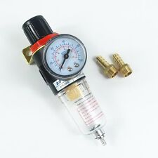 AFR2000 Air Filter Regulator Compressor Oil water separation 6mm Brass fittings