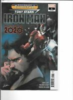 Tony Stark Iron Man #1 Halloween Comicfest 2019 DC Comic 1st Print Un-Stamped NM