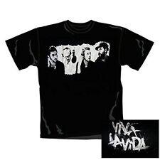 COLDPLAY - Viva La Vida - T-Shirt - Größe Size S - Neu