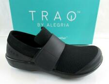TRAQ By Alegria QWIK QWI 5002 Women's Smart Comfort Shoes Black  Size 8  / EU 38
