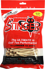 "Stinger Pro XL Bamboo Performance 2 3/4"" Golf Tees - 200 Count"