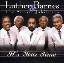 Luther Barnes - It's Your Time - New Factory Sealed CD New