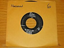 """NORTHERN SOUL 45 RPM - THE FORUM - MIRA 232 - """"THE RIVER IS WIDE/GIRL w/o A BOY"""""""