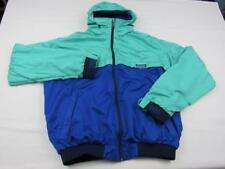 VINTAGE 1990 PATAGONIA Mens Blue Force II Sailing Jacket Large Capilene Lined