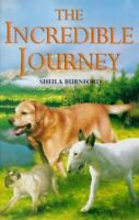 Incredible Journey (Children's Classics and Mod... by Burnford, Sheila Paperback