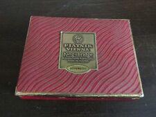 Vintage Kingsbridge Piatnik Vienna Austria 24 ct. Gold Tipped Playing Cards