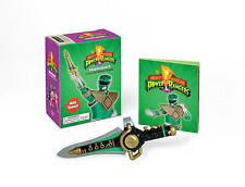 Mighty Morphin Power Rangers Dragon Dagger and Illustrated Book: With Sound!...