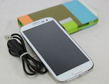 "FAULTY SAMSUNG Galaxy S3 White 16GB Touchscreen 4.8"" LCD Mobile Smartphone"