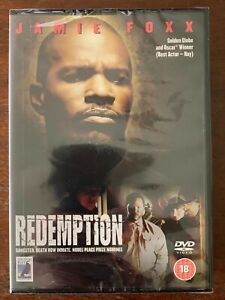 Redemption DVD 2004 Tookie Williams Story True Life Death Row Prison Drama BNIB