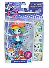 NEW My Little Pony Equestria Girls Mall Collection Rainbow Dash - Free shipping!