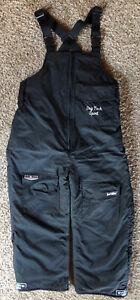 Sno Rider Dry- Tech Thinsulate Water Proof  Snowmobile Women's Bib Pants