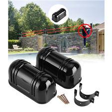 100m Sensor Alarm Dual Beam IR Infrared Detector Module Burglar Home Security