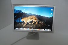 "Apple A1081 Widescreen 20"" HD Cinema Display Monitor 1680x1050 16ms M9177/A"