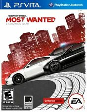 PS VITA Need For Speed Most Wanted Video Game Console Accessories Collectible