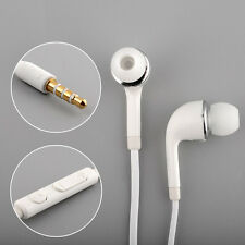 GENUINE SAMSUNG WHITE HANDSFREE HEADSET HEADPHONES FOR SAMSUNG GALAXY S4