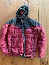 Klattermusen Atle 2.0 Hooded Down Jacket Medium Red