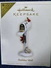 Hallmark Keepsake Holiday Mail Exclusive Vip Christmas Ornament - New Dated 2006