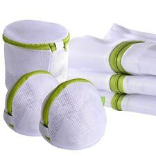 6pcs Laundry Bag Clothes Bra Underwear Portable Mesh Net Home Washing Tool Set