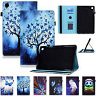 For Samsung Galaxy Tab A A6 A7 S5e S6 Lite Leather Shockproof Stand Case Cover