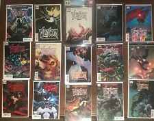 Venom 1-35 FULL RUN all cover A. #3 First appearance of Knull CGC 9.8