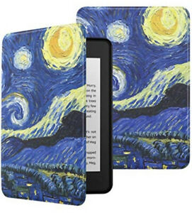 The Starry Night (1889) Van Gogh Kindle Paperwhite 2018 case (R1)