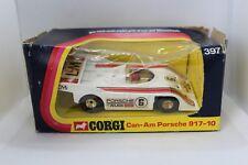 Corgi Toys No 397 Cam-Am Porsche 917-10
