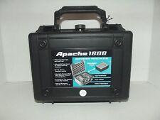 Apache weatherproof waterproof protective case box  lockable foam 3 sizes S-M-L