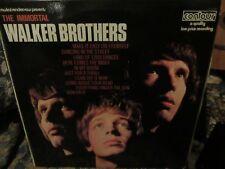 """The Immortal Walker Brothers"" (Contour vinyl LP)"