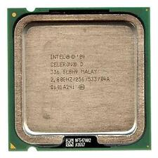 Intel Celeron D 336 2.80 GHz CPU Socket 775