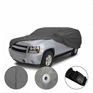 [CCT] 4 Layer Semi-Custom Fit Full SUV Cover For Chevy Suburban 1973-2018