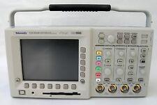 Tektronix TDS3034B Digital Oscilloscope 4 Channels 300MHz 2.5 GS/s