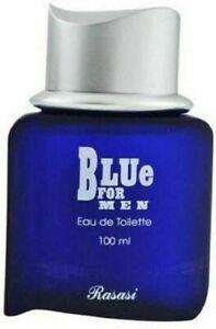 Rasasi Blue For Men Eau de Parfum For Men 100 ml