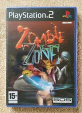 zombie zone PS2 / neuf blister sans defaut . Fr