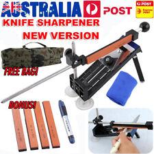 Knife Sharpening Sharpener System Fix-angle Second Gen Edge Style 4 Stone Kit