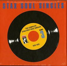 ARTISTES DIVERS THE COMPLETE STAX SOUL SINGLES 1972-1975 COFFRET 10 CD NEUF