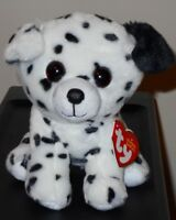 51ff357e496 Ty Beanie Baby Babies ~ SPENCER the Dalmatian Dog (6 Inch) NEW MWMT