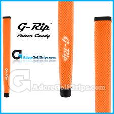 Feeltec G-Rip Big Wave Midsize Pistol Putter Grip - Orange + Tape