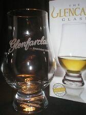 GLENFARCLAS GLENCAIRN SINGLE MALT SCOTCH WHISKY TASTING GLASS