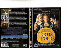 Hocus Pocus-1993-Bette Midler- Movie-DVD