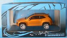 SEAT TRIBU CONCEPT FRANCFORT 2007 PROVENCE MOULAGE PM0005 1/43 RESINE ORANGE