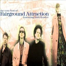 FAIRGROUND ATTRACTION, Very Best of, Very Good Import
