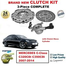 FOR MERCEDES C-Class C320CDi C350CDi 2007-2014 BRAND NEW 3PC CLUTCH KIT with CSC