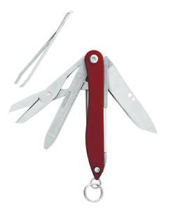 Taschenmesser Style Mini Messer Schere Nagelfeile Kreuzschlitzschraubendreher