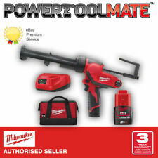 Milwaukee M12 PCG/310C-201B 12v 2.0Ah Li-Ion 310ml Caulking Gun