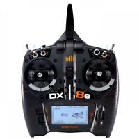 Spektrum DX8e 8 Channel Transmitter Only SPMR8105