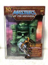 NEW OPEN BOX  30th Anniversary Collection Commemorative, Masters of the Universe