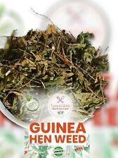 100% Organic Guinea Hen Weed Net Wt. 1 oz